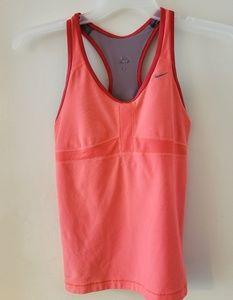 Nike women's Dri Fit Y-back tank Medium